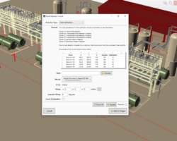 3. Fire and Gas Mapping Excel Import