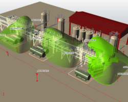 4. Fire and Gas Mapping Flame Detector Placement