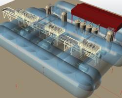 10. Gas detectors 10m