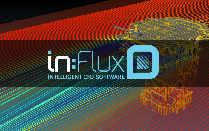 inFlux CFD Software for Dispersion and Ventilation Simulations