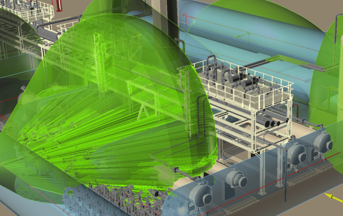 Fire and Gas Mapping with Detect3D