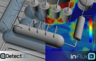 Detect3D vs inFlux Gas Detection