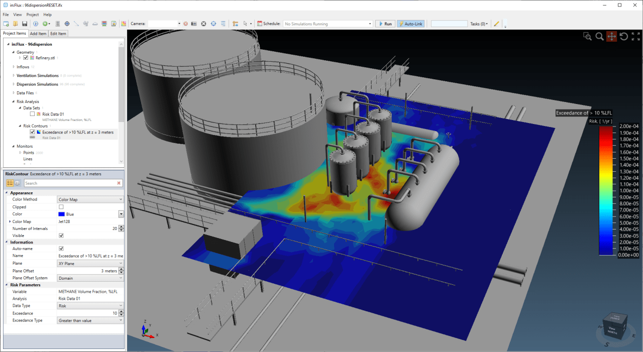 Future fo Fire and Gas Mapping - Risk Based