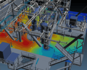 Public Risk Data Set for Risk-Based Gas Mapping