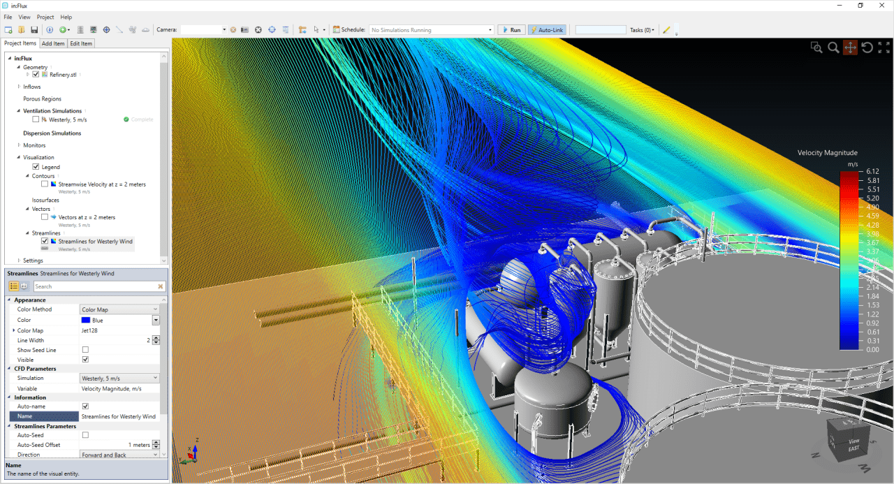 Why we developed inFlux CFD Software